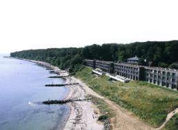 Marselis Hotel Luftfoto