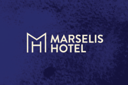 Marselis Hotel Grafisk Design Case