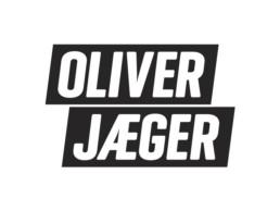 Logo Design Oliver Jæger On!Ad - grafisk design og reklame bureau.