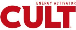 CULT logo redesignet ON!AD