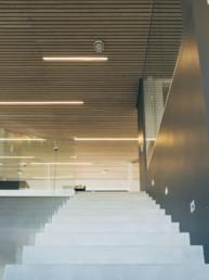 Arkitekturfotografi taget af ON!AD grafisk design bureau til GKV arkitekters nye visuelle identitet og hjemmeside