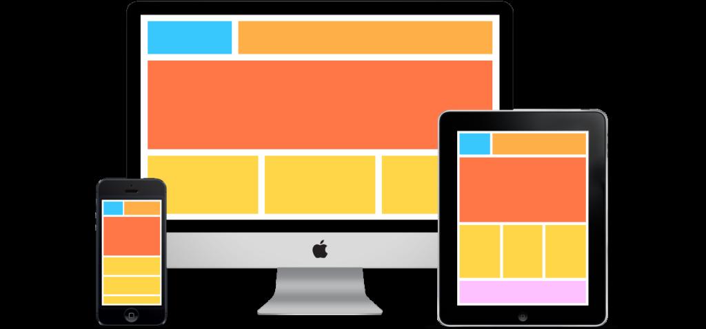 Responsivt hjemmeside design