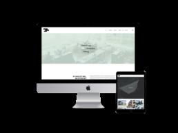 GKV Ark Hjemmeside Design Mockup