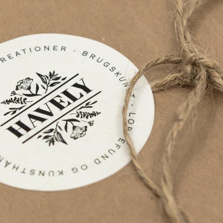 Sticker design - Havely