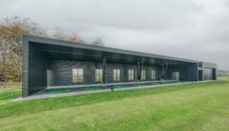 Lyngbygaard Golfklub arkitekturfotografi