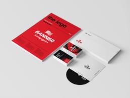 Ny grafisk identitet og ny hjemmeside design af ON!AD grafisk design bureau i Aarhus