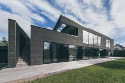 Ny hjemmeside og visuel identitet til Gandrup Krabbe Vang Arkitekter. Arkitekturfotografi af ON!AD