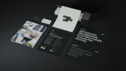 Ny visuel identitet med hjemmeside og logo. Designet af ON!AD grafisk design bureau.