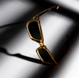 solbrille foto med skygger