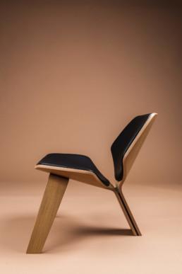 foto af stol for nordic design