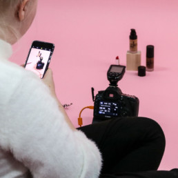 fotografer dine egne projekter og produkter