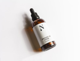 produktfoto af naturlig olie